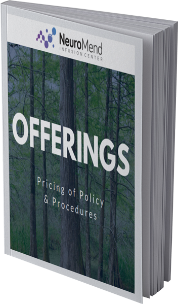 Offerings Pricing of Policy and Procedures | Neuromend
